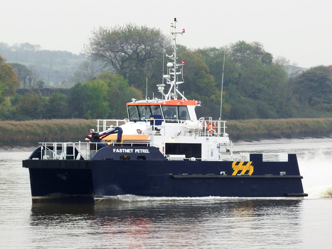 "MV ""Fastnet Petrel"" – Fastnet Shipping"